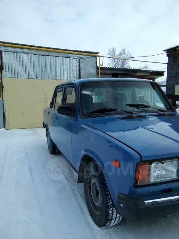 Лада 2107, 2005 год, 48 000 руб.
