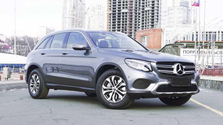 Mercedes-Benz GLC, 2018 год, 3 100 000 руб.