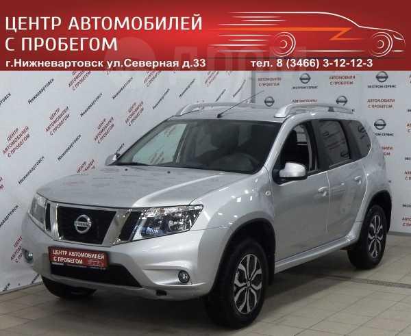 Nissan Terrano, 2018 год, 1 120 000 руб.