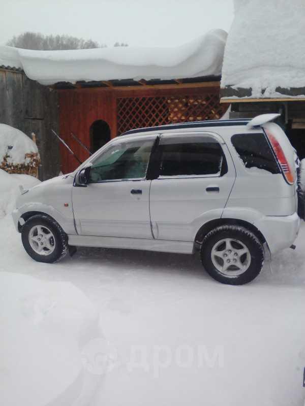 Daihatsu Terios, 1998 год, 205 000 руб.