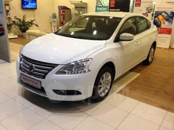 Nissan Sentra, 2015 год, 799 999 руб.