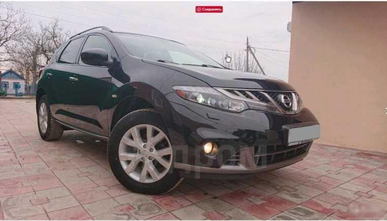 Nissan Murano, 2013 год, 957 000 руб.