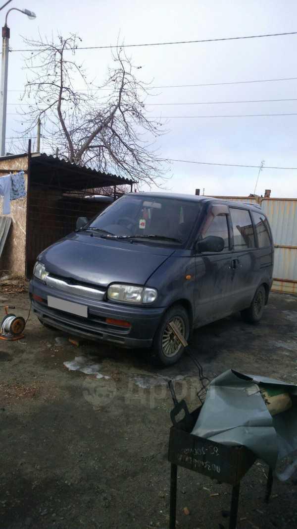 Nissan Vanette Serena, 1992 год, 80 000 руб.