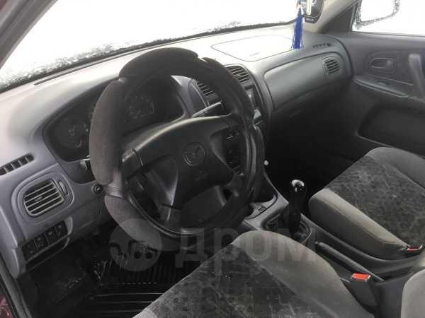 Mazda 323, 1998 год, 150 000 руб.