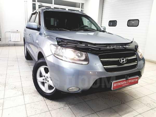 Hyundai Santa Fe, 2006 год, 627 000 руб.