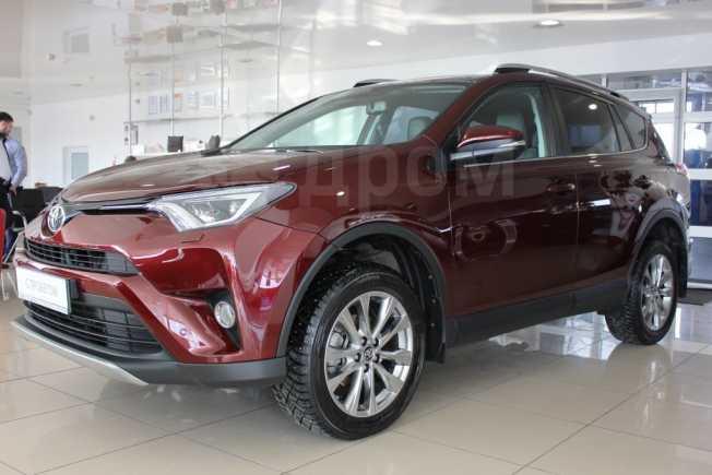 Toyota RAV4, 2017 год, 1 870 000 руб.