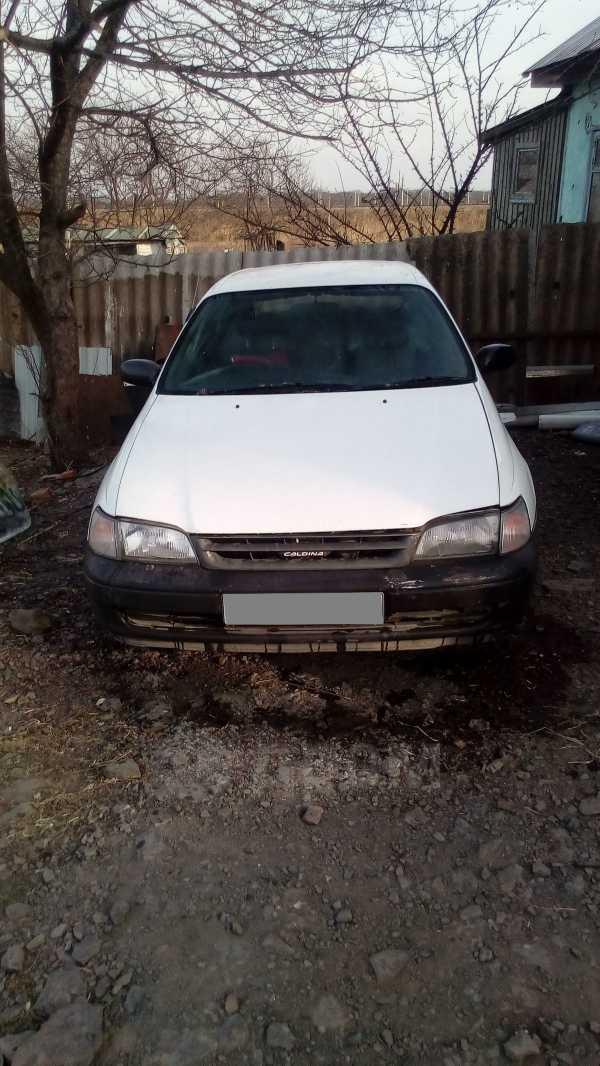 Toyota Caldina, 1994 год, 120 000 руб.