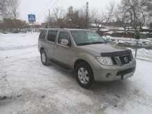 Новосибирск Pathfinder 2011