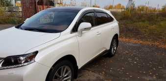 Красноярск RX350 2015