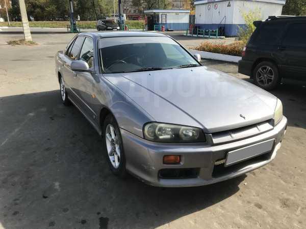Nissan Skyline, 1998 год, 290 000 руб.