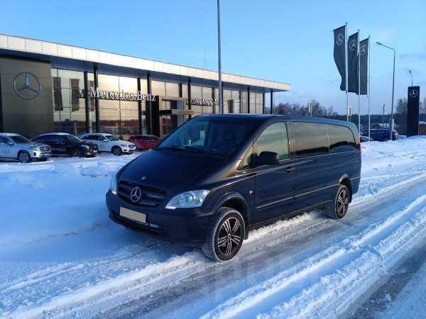 Mercedes-Benz Vito, 2013 год, 1 600 000 руб.