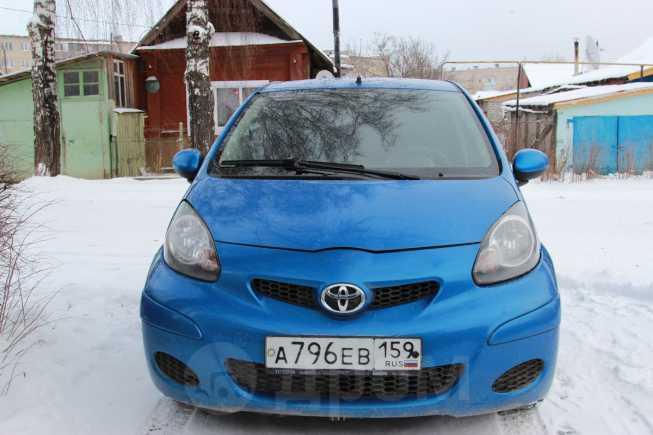 Toyota Aygo, 2009 год, 300 000 руб.