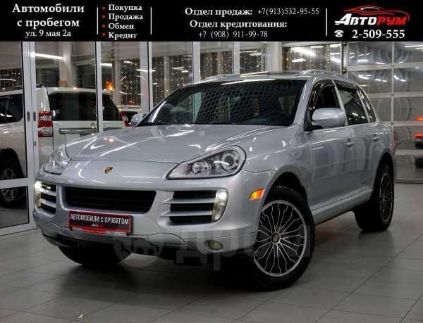 Porsche Cayenne, 2008 год, 867 000 руб.