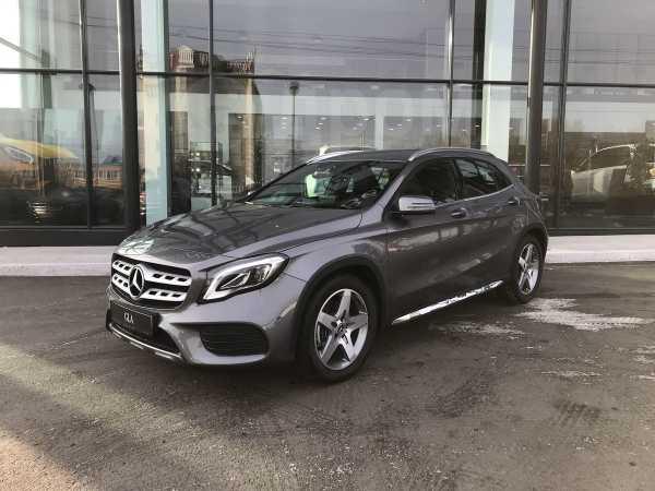 Mercedes-Benz GLA-Class, 2018 год, 2 807 000 руб.
