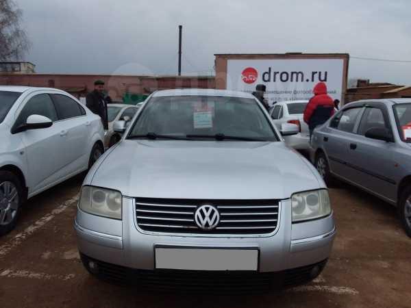 Volkswagen Passat, 2003 год, 239 000 руб.