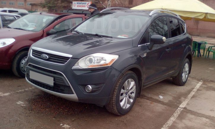 Ford Kuga, 2011 год, 735 000 руб.