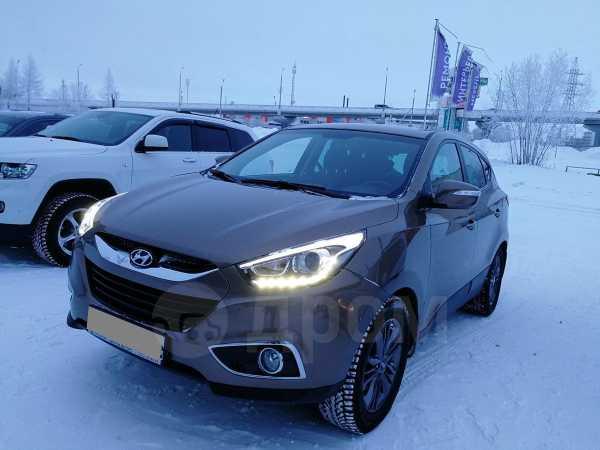 Hyundai ix35, 2015 год, 1 250 000 руб.