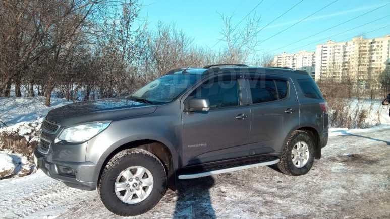 Chevrolet TrailBlazer, 2013 год, 1 270 000 руб.