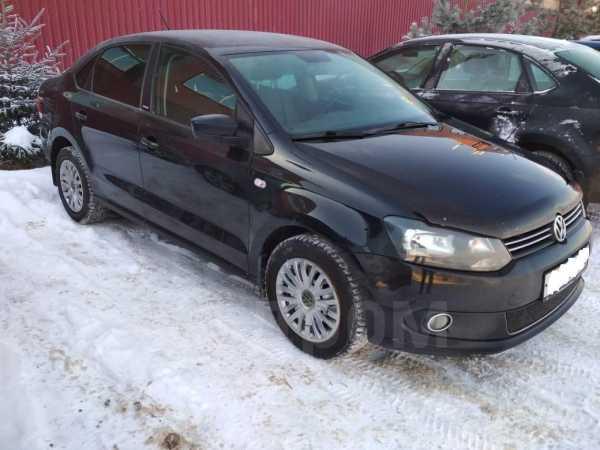 Volkswagen Polo, 2014 год, 531 200 руб.