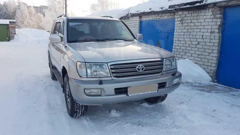 Toyota Land Cruiser, 2002 год, 1 049 000 руб.