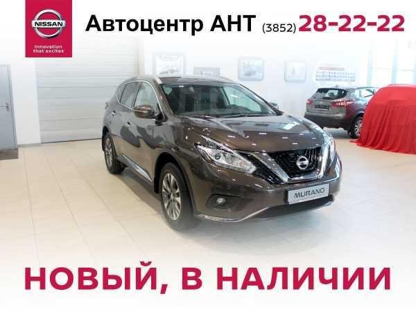 Nissan Murano, 2018 год, 2 417 000 руб.