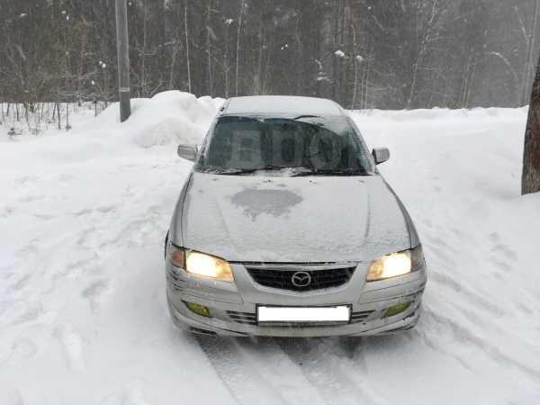Mazda Capella, 2001 год, 120 000 руб.