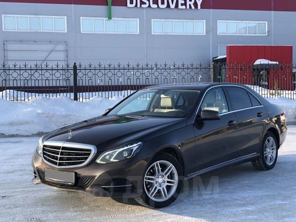 Mercedes-Benz E-Class, 2013 год, 1 480 000 руб.