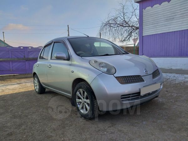 Nissan March, 2003 год, 210 000 руб.