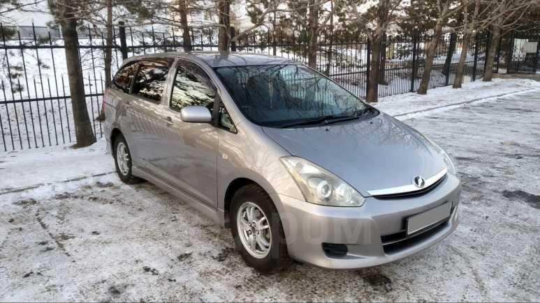 Toyota Wish, 2005 год, 485 000 руб.