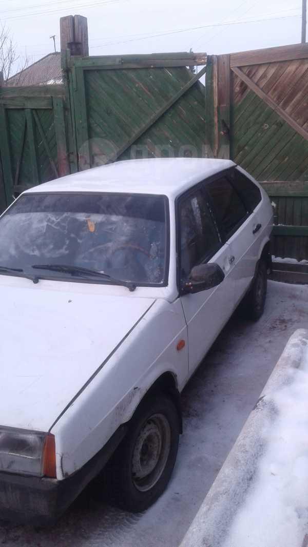 Лада 2109, 1995 год, 30 000 руб.