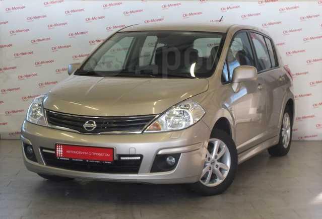 Nissan Tiida, 2012 год, 440 000 руб.