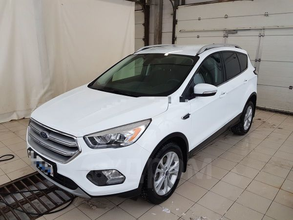 Ford Kuga, 2017 год, 1 300 000 руб.