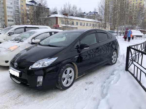 Toyota Prius, 2010 год, 750 000 руб.
