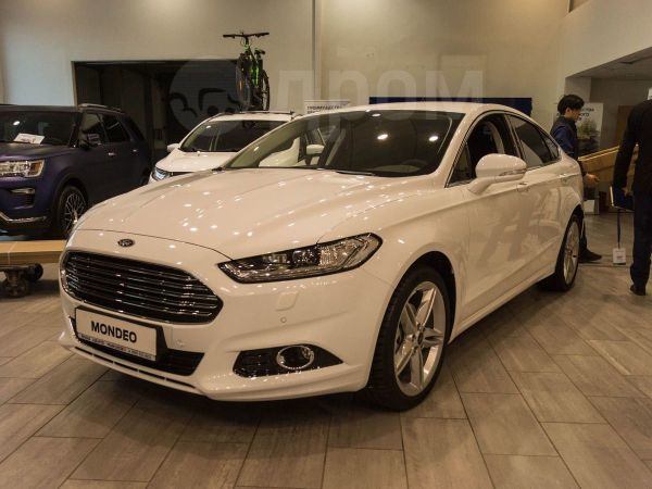 Ford Mondeo, 2019 год, 1 826 000 руб.