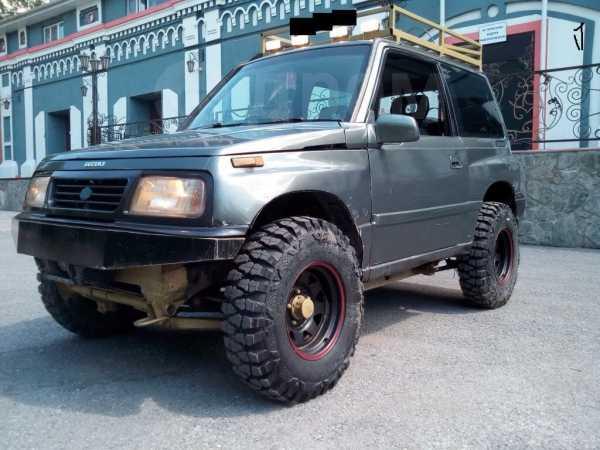 Suzuki Escudo, 1990 год, 199 000 руб.