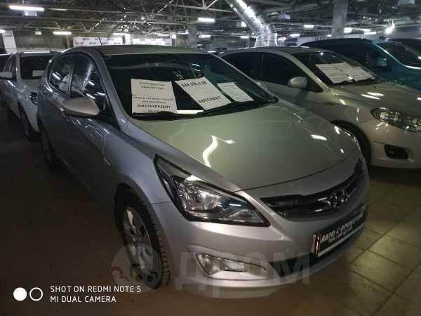 Hyundai Solaris, 2016 год, 658 000 руб.
