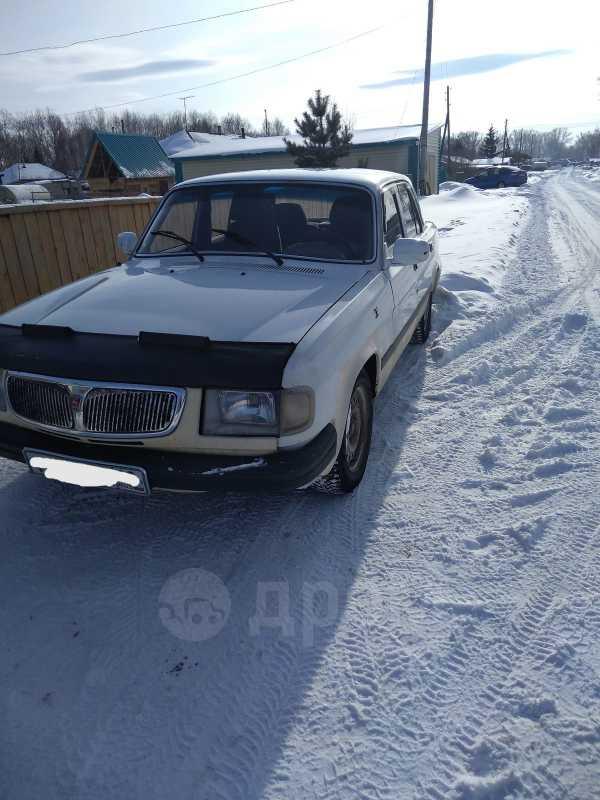 ГАЗ 3110 Волга, 2001 год, 17 000 руб.