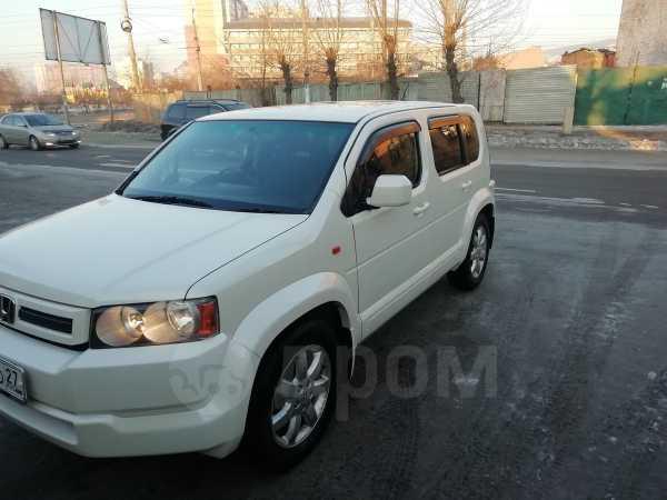 Honda Crossroad, 2007 год, 555 999 руб.