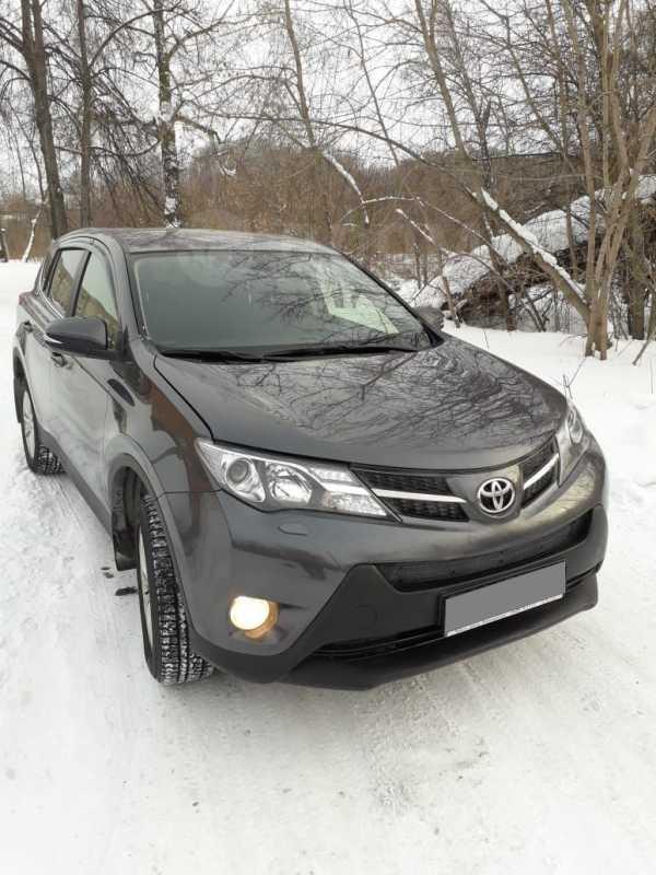 Toyota RAV4, 2015 год, 1 350 000 руб.
