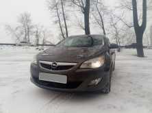 Opel Astra, 2010 г., Иркутск
