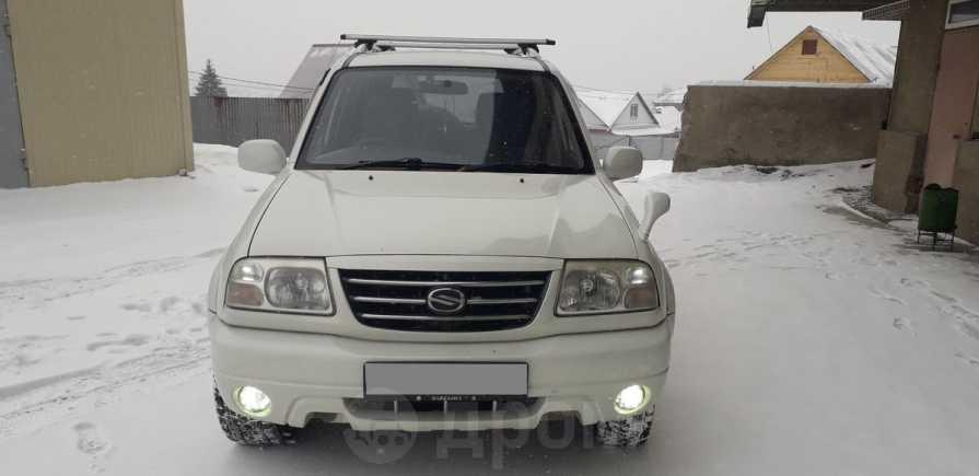 Suzuki Grand Escudo, 2002 год, 410 000 руб.