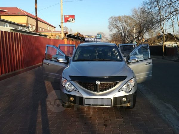 SsangYong Actyon Sports, 2006 год, 330 000 руб.