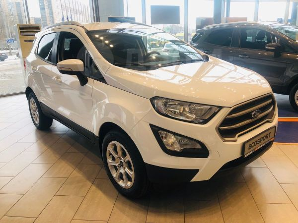 Ford EcoSport, 2018 год, 1 420 000 руб.