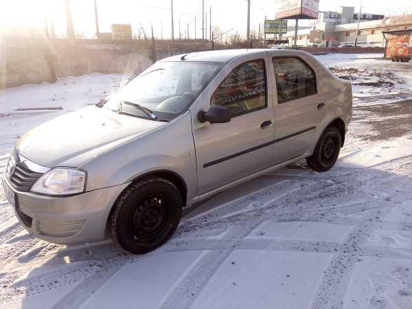 Renault Logan, 2012 год, 150 000 руб.