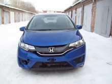 Honda Fit, 2013 г., Новосибирск