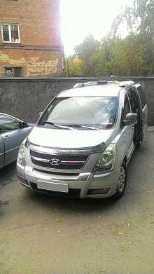 Hyundai H-1 Starex, 2007 г., Новосибирск