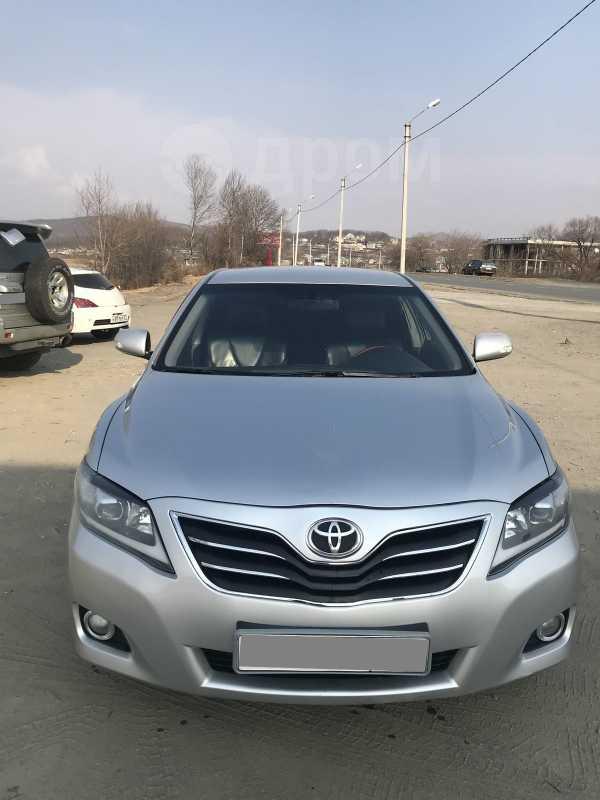 Toyota Camry, 2008 год, 590 000 руб.