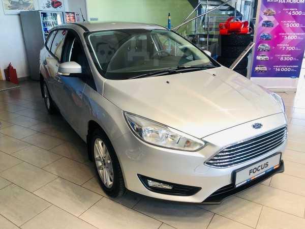 Ford Focus, 2018 год, 1 055 500 руб.