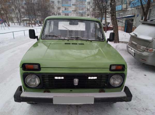 Лада 4x4 2121 Нива, 1992 год, 98 000 руб.