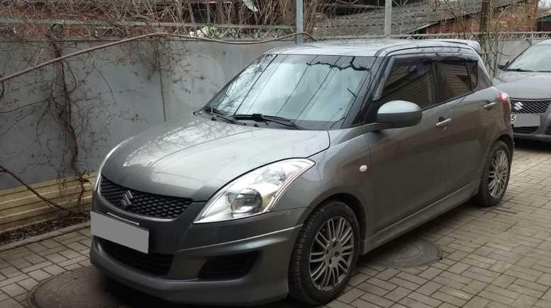Suzuki Swift, 2011 год, 390 000 руб.
